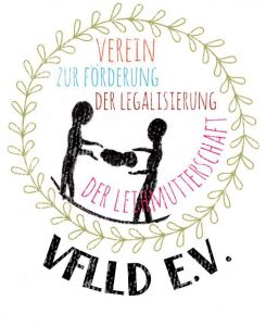 Logo vom Verein zur Förderung der Legalisierung der Leihmutterschaft in Deutschland